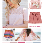 Spring Fashions - Ideas for what to wear this spring. DearCreatives.com