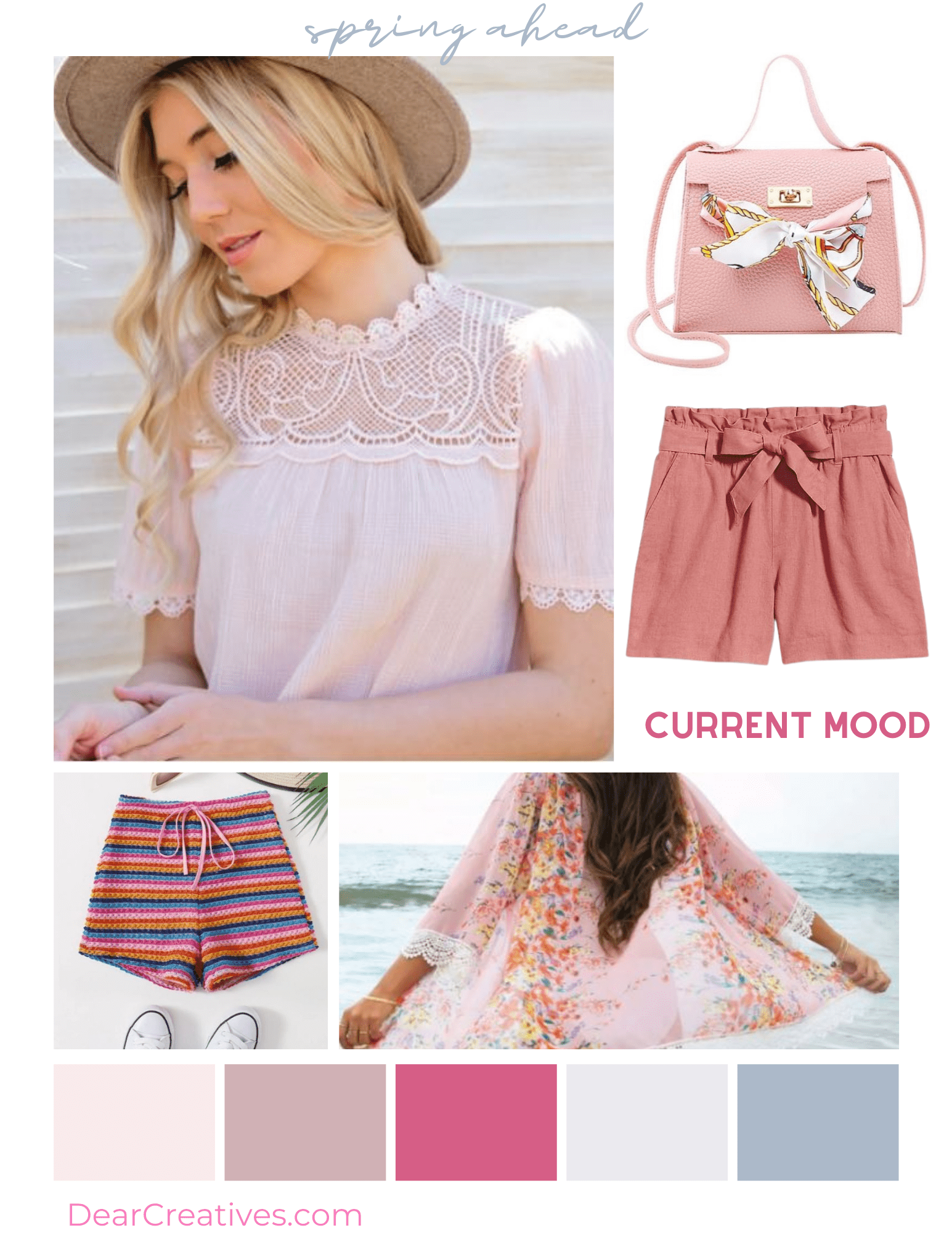 20 Spring Fashion Ideas – Styles To Wear
