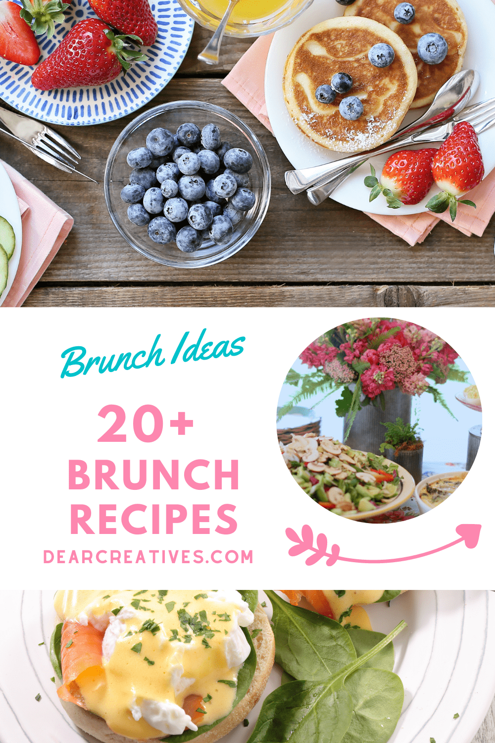 Brunch Recipe Ideas – 20+ Recipes To Make At Home!