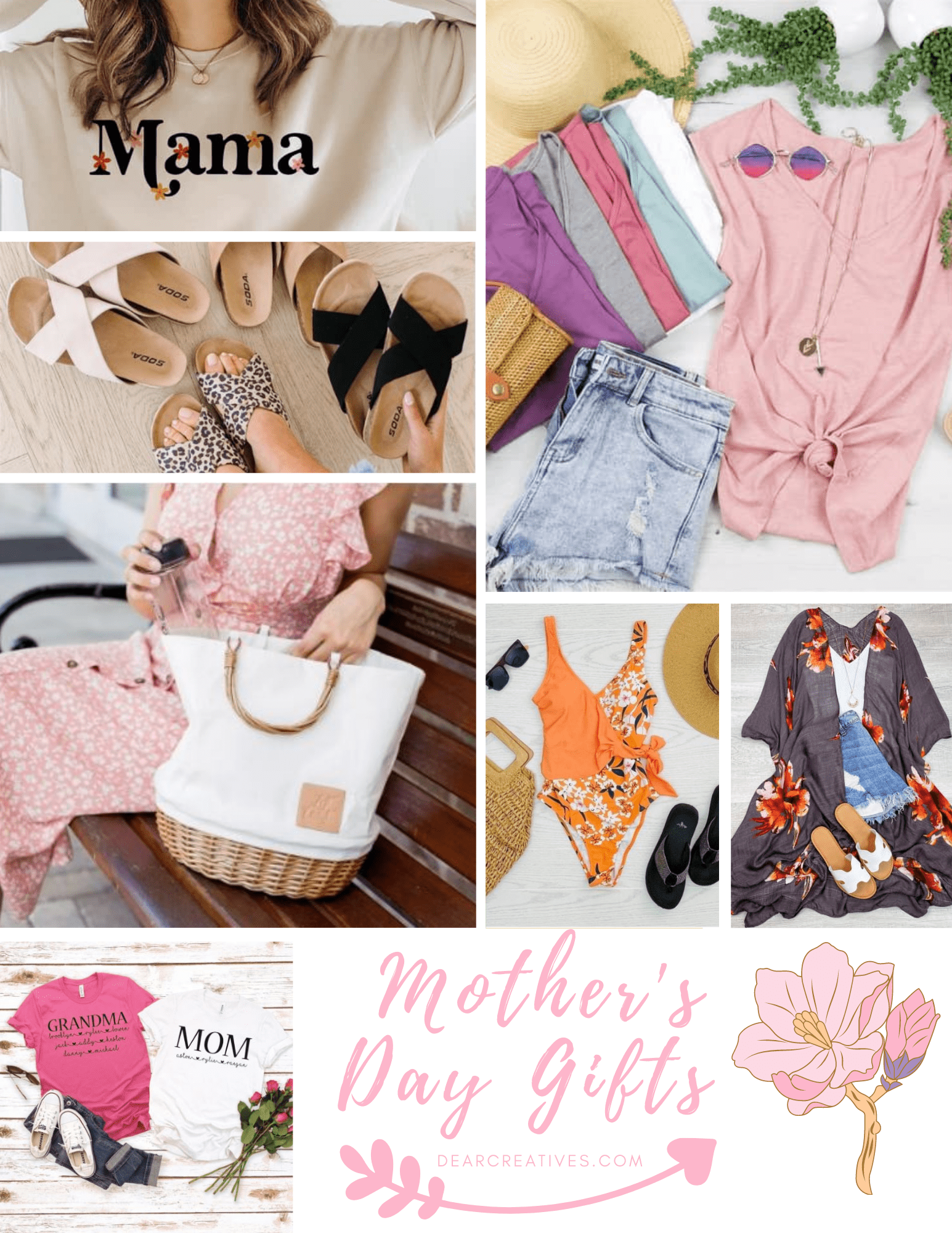 Gifts For Mother's Day! + This Week's Favorites