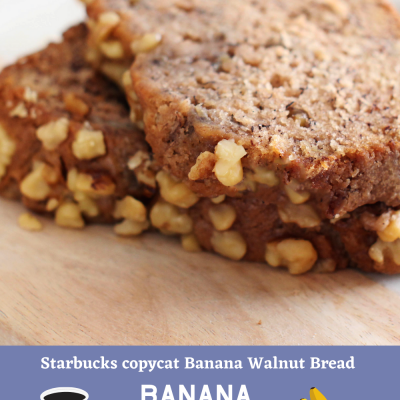 Banana Bread Recipe - Make this delicious, moist banana bread to enjoy with your favorite coffee or tea. Perfect for breakfast, brunch, or dessert... DearCreatives.com.