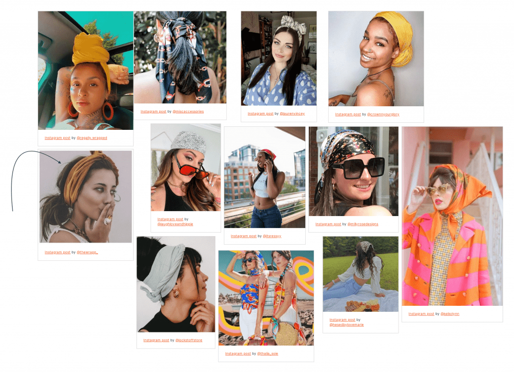 Summer Scarves - accessories for summer - grab a headscarf and don the latest fashion looks trending right now!...DearCreatives.com