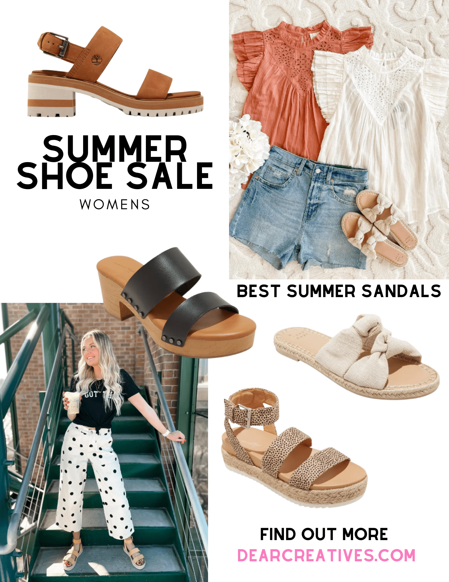 Summer Shoes & Savings You Can't Pass Up!