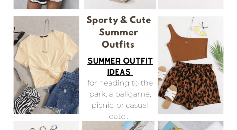 Casual Summer Fashion Trends + Sale!