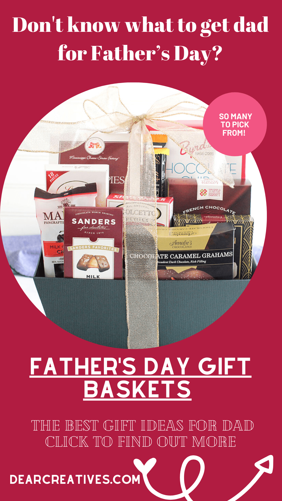 Father's Day Gift Baskets To Celebrate Dad…