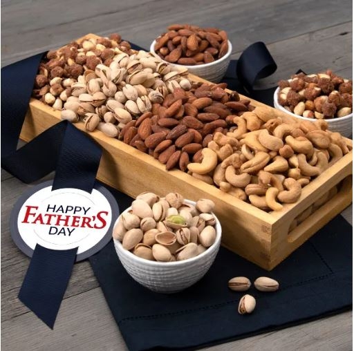 Gourmet Gift Baskets Mixed Nut Collection