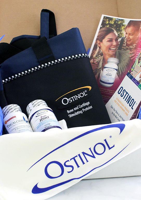 Healthy living tips - Review Ostinol Joint supplements. Find out more at © DearCreatives