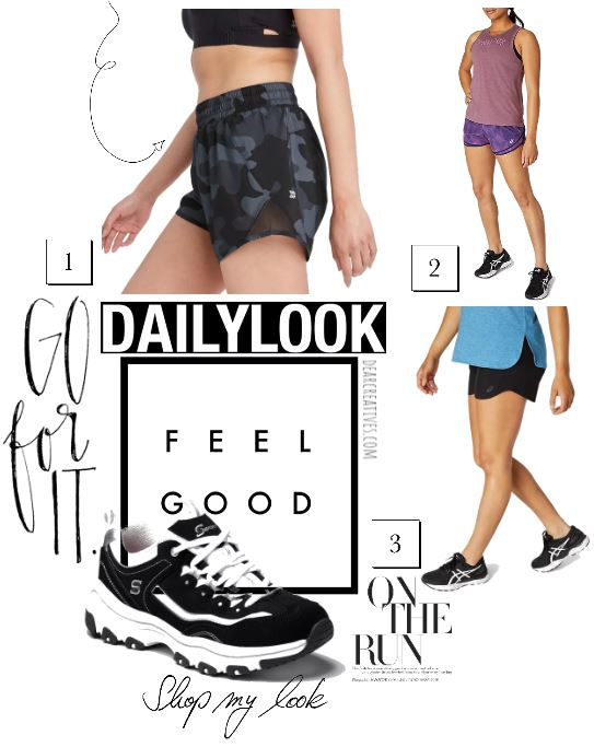 Outfits for walking and running - DearCreatives.com