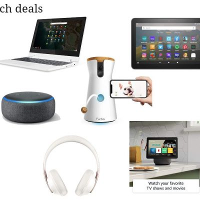 Prime Day Deals - Tech Deals - See the list at DearCreatives.com