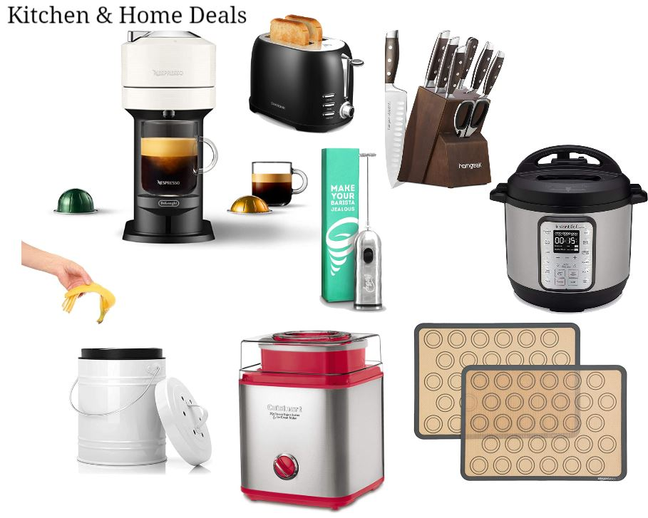 The Best Prime Day Deals - get what you need for the kitchen and for the home -See the list of deals at DearCreatives.com