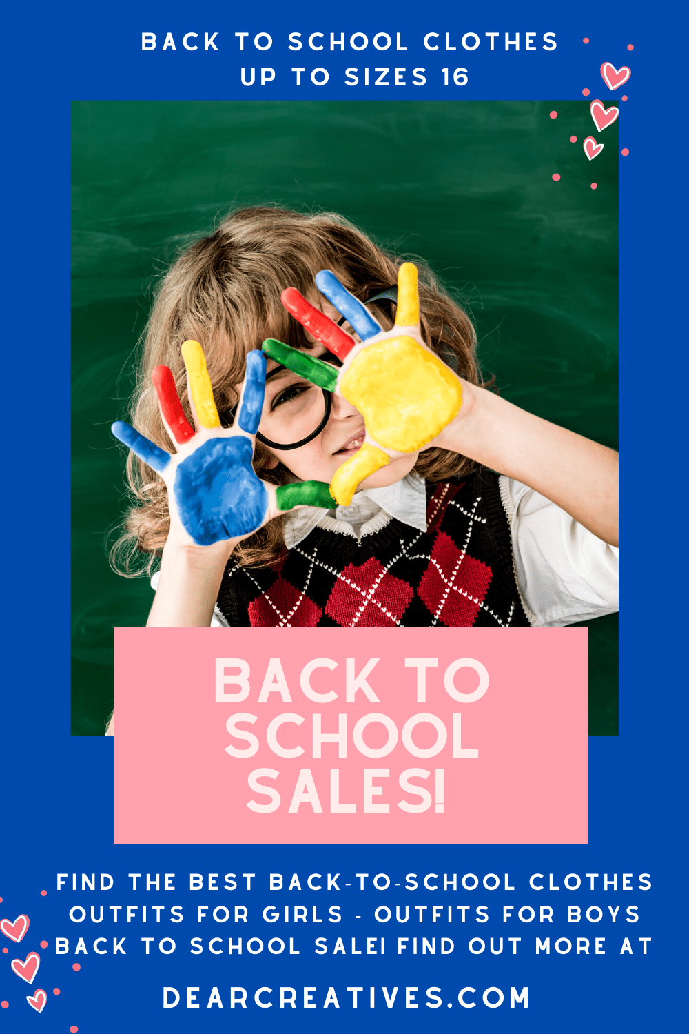 Back To School Clothes – Outfits & Sales! #BTSwithTCP