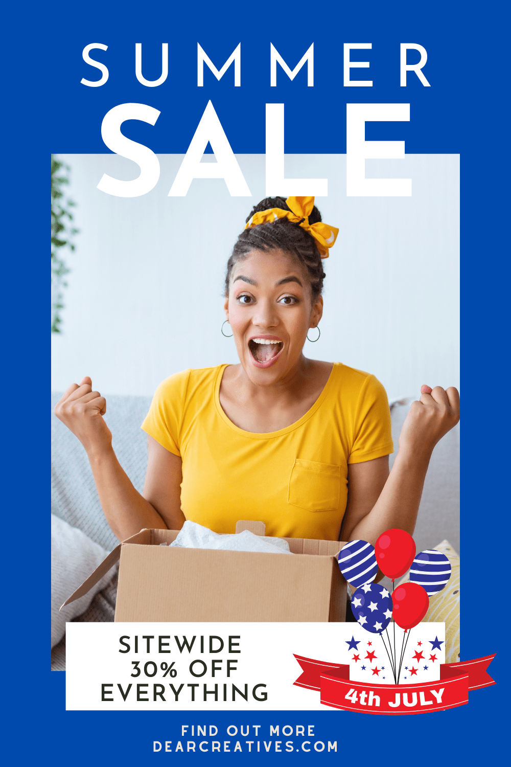 Jane's Summer Sale! Don't Miss This 4th of July Deals