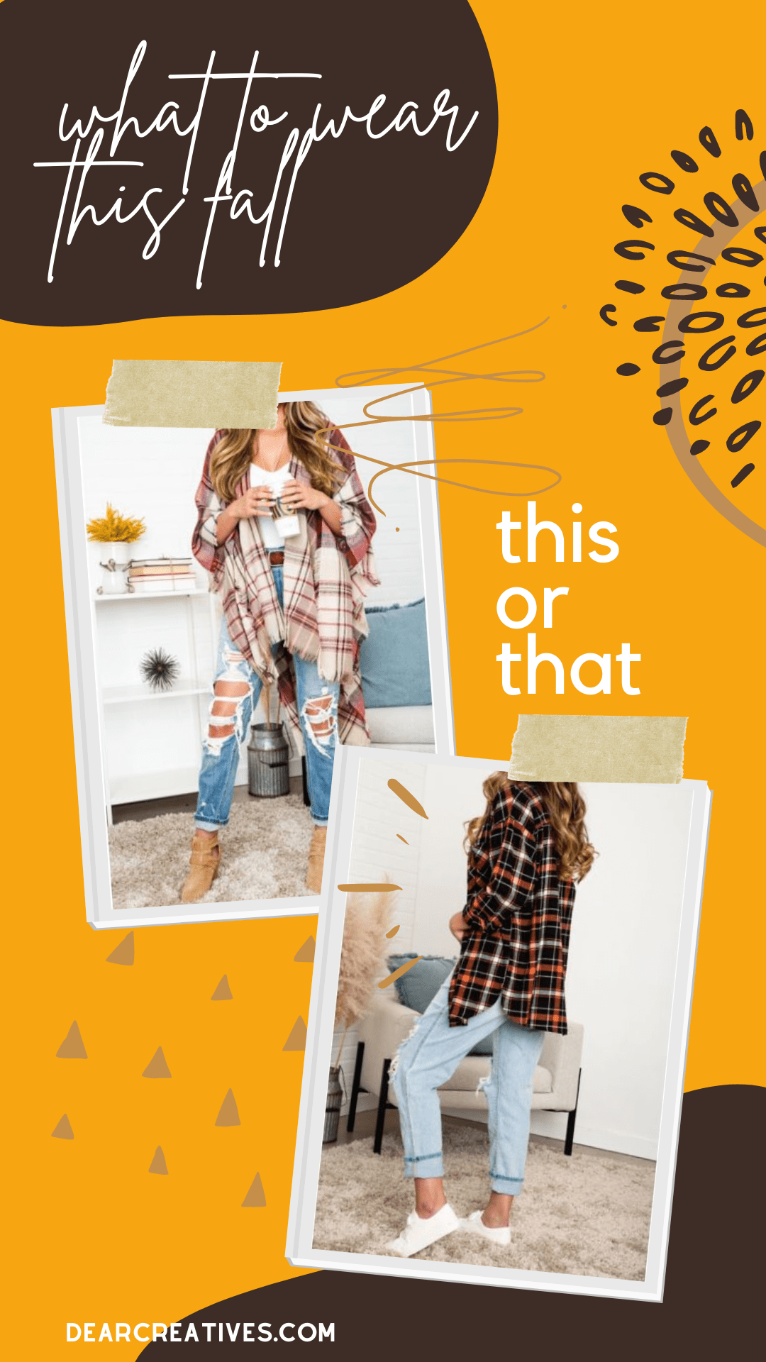 Fall Outfits For Women-This or That