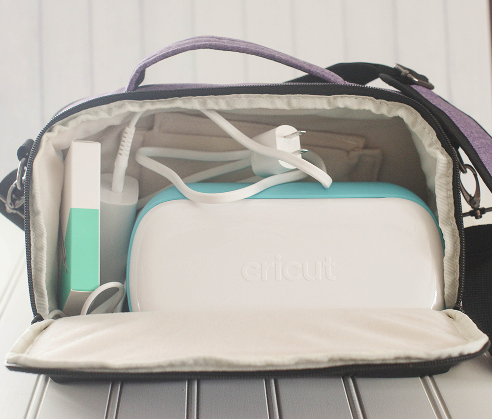 Cricut Joy - Accessories Storage and Carrying Case © DearCreatives.com