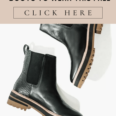 Fall Boots To Wear - Boots and Booties see all the styles of boots that are trending for this fall. Fall Style - Boots... Find out more DearCreatives.com
