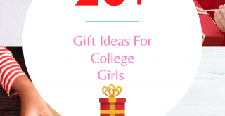 20+ Gifts For College Girls - grab these ideas for gifts for her. DearCreatives.com