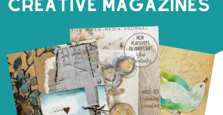 5+ Must-Read Creative Magazines To Inspire You This Fall and Winter. Find out more plus see what is on sale...DearCreatives.com